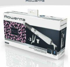 Witte Rowenta Hot Air Krulborstel - CF7825F0