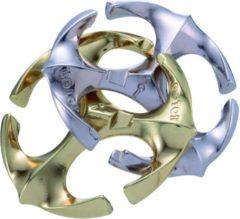 Gouden Huzzle breinbreker Cast Rotor niveau 6