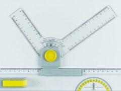 Tekenhaak Aristo met instelbare gradenboog AR-7092