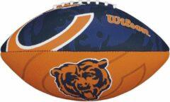 Blauwe Wilson F1534XB NFL Team Logo American Football Bears