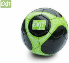 Zwarte EXIT Voetbal (maat 5)