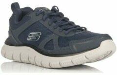 Blauwe Lage Sneakers Skechers 52631