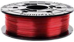 XYZprinting RFPETXEU01G Filament PETG #####witterungsbeständig, #####UV-beständig 1.75 mm 600 g Rood (transparant)
