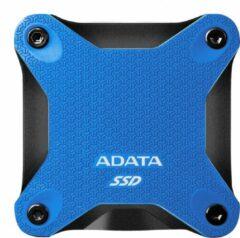 ADATA SD600Q Externe SSD - 240GB - Blauw