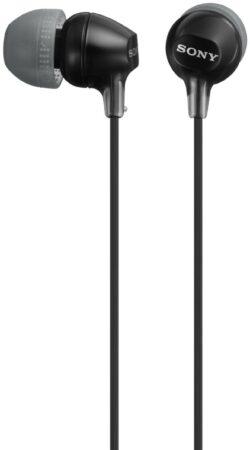 Afbeelding van Sony MDR-EX15LPB - bedrade oordopjes - Zwart