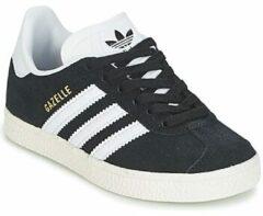 Zwarte Sneakers adidas GAZELLE C