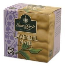 Simon Levelt Lavendel Mate Eko Envelop Bio (10bui)