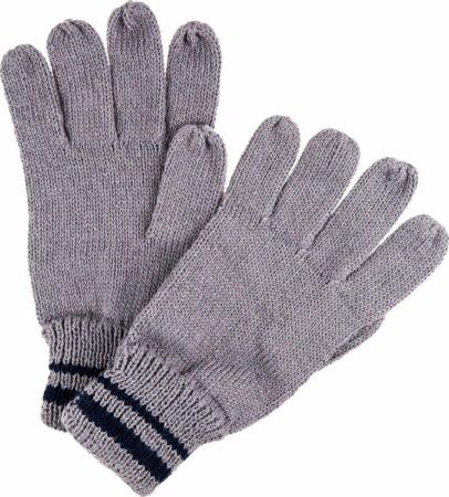 Afbeelding van Balton II gebreide handschoenen van Regatta voor heren, Wintersporthandschoenen, asteroïde-grijs marineblauw