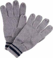 Balton II gebreide handschoenen van Regatta voor heren, Wintersporthandschoenen, asteroïde-grijs marineblauw