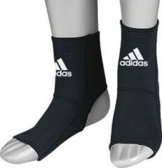Witte Adidas Enkelbeschermer Anti-Slip Zwart Small