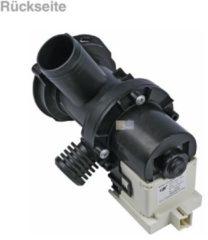Ariston, Hotpoint, Hotpoint Ariston, Indesit, Scholtes Ablaufpumpe mit Pumpenstutzen und Filter (Magnettechnikpumpe, 30 Watt) Waschmaschine 119307, C00119307