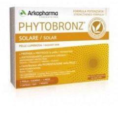 Arkopharma Phytobronz integratore alimentare per la pelle 30 perle