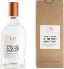 100bon Cologne Bergamote Et Rose Sauvage