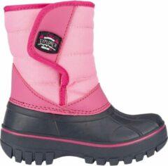 Winter-grip Snowboots Jr - Mountain Kid - Antraciet/Roze/Fuchsia - 29/30