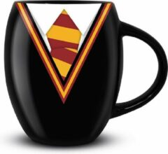 Witte HARRY POTTER - Gryffindor Uniform - Oval Mug 425ml