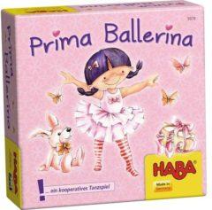 Haba Spel Spelletje vanaf 4 jaar Prima Ballerina