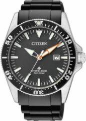 Citizen Promaster Diver - Horloge - 41 mm - Zilverkleurig / Zwart - Solar uurwerk