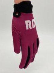 Bordeauxrode RD Sportsware RD Sportswear Development Line gloves Bordeaux Rood BMX MOTO MTB handschoenen kinderen maat 5 Youth L