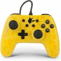 POWER A - Wired Controller Pokemon Pikachu Silhouette Nintendo Switch