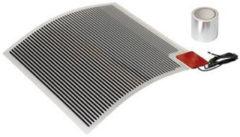 Spiegelverwarming Sanilux Heat 74x52cm Voorkomen van condens 110Watt