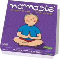 Creativamente The Game Of Yoga Namasté 28 X 28 Cm