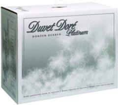 Witte Duvet Doré Duvet Doré Platinum Donzen 4-seizoenen Dekbed - Lits-jumeaux (240x220 Cm) - 4-seizoenen