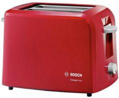 Bosch Hausgeräte TAT3A014 rt - Toaster 2 Scheiben TAT3A014 rt