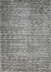 LIGNE PURE Mist Vloerkleed/tapijt - Grijs - 170x240