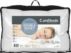 Witte Comfibeds 4-seizoenendekbed 200 x 200 cm - Topkwaliteit - Anti allergie - Dekbed