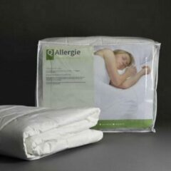 Gebroken-witte Sanamedi Huisstofmijt + Allergeenstof dicht dekbed 240x200cm Zomer anti-allergie.