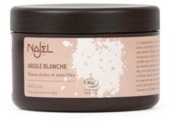 Najel Huidverzorging Witte kleipoeder voor gezichtsmasker - 90 g