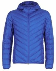 Blauwe Donsjas Emporio Armani EA7 TRAIN CORE SHIELD 8NPB09