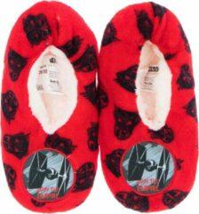 Star Wars Pantoffels Rood - Maat 31/32 - Sloffen