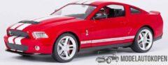 Ford GT-500 Rood (Radiografisch Bestuurbaar) 1/14 MZ - Modelauto - Schaalmodel - Model auto - Schaal model - Miniatuurautos - Miniatuur auto - RC Modelcar met afstandsbediening