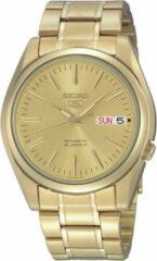 Goudkleurige Seiko SNKL48K1 - Horloge - 37 mm - Goud - Automatisch uurwerk