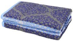SEASTAR Premium Duschtuch 2er Set, blau/grau
