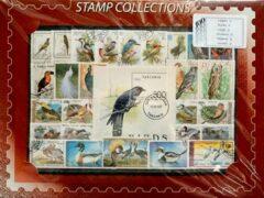 Sam's Collection Thematisch Postzegelpakket Vogels 2