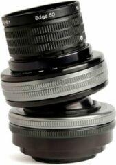 Zwarte Lensbaby Composer pro II lens met Edge 50 optic - geschikt voor Nikon spiegelreflexcamera's