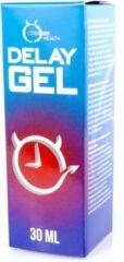 Bossoftoys Delay Gel - Vertragende gel - 30 ml