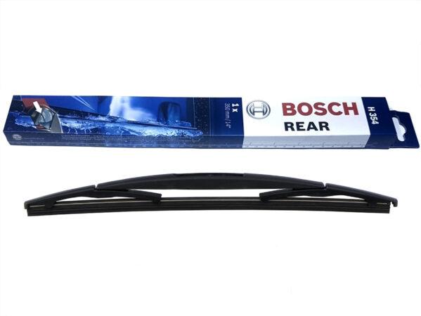 Afbeelding van Zwarte Bosch Rear Ruitenwisser H354 - 35cm