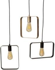 Van De Heg Hanglamp Hamilton 3-lichts 192718