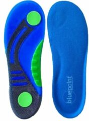 Blauwe Blue Point BluePoint Active Gel inlegzolen maat 40/41