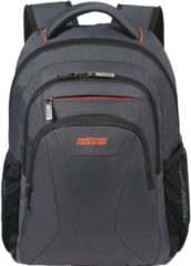 "American Tourister At Work Laptop Backpack 13.3""-14.1"" grey/orange"