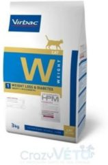 HPM Veterinary Veterinary HPM Dietetic Cat - Weight Loss & Diabetes 3 kg