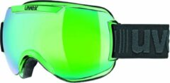 Uvex Downhill 2000 FM Chrome Groen / Cat. 3 lens