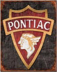 Desperate Wandbord - Pontiac logo