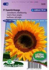 Sluis Garden Zonnebloem enkelbloemig bloemzaden - F1 Sunrich Orange