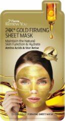 7th Heaven Vernieuw je 24K gouden verstevigingsblad masker 1st.