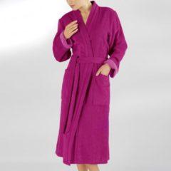 JOOP! Bademäntel Damen Kimono Cassis Größe 36/38, Länge 120 cm 1 Stk.