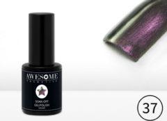 Paarse Awesome #37 Cameleon Gelpolish - Gellak - Gel nagellak - UV & LED